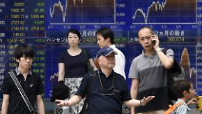 Schwacher Konsum und Export: Japans Wirtschaft verliert an Schwung
