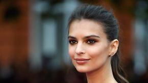 Promi-News des Tages: Topmodel ist zu schön für Hollywood-Rolle