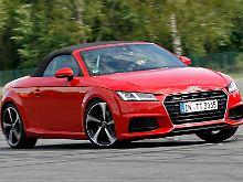 Audi-TT-Roadster im Praxistest: Sommerfrischler mit Biss