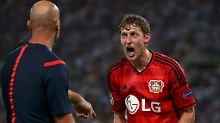 Gute Leistung, schlechtes Ergebnis: Kloses Lazio lässt Bayer um CL zittern