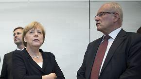"""Abstimmung über Griechenlandhilfe: Merkel kann """"Nein""""-Sager in der Union nicht überzeugen"""