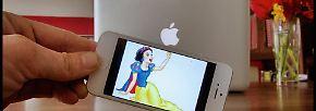 Verrückte Bild-im-Bild-Aufnahmen: iPhone-Fotos mal ganz anders