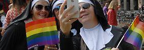 Vatikan versus Gläubige: Mehrheit der Katholiken ist für Homo-Ehe