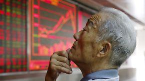 Miese Stimmung in der Industrie: Schlechte Wirtschaftsdaten aus China schüren Sorge