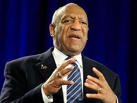 Mehr als 40 Frauen werfen Bill Cosby sexuelle Vergehen vor. Foto:Frank Franklin II
