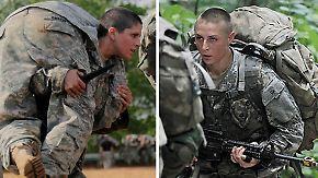 """Kaderschmiede """"Ranger School"""": Frauen absolvieren erstmals Ausbildung für US-Eliteeinheit"""