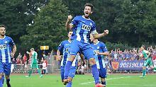 Siege für Dresden und Chemnitz: Ost-Klubs dominieren die dritte Liga