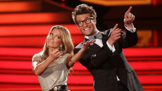 """Seit der vierten Staffel von """"Let's Dance"""" moderierte Sylvie Meis an der Seite von Daniel Hartwich."""