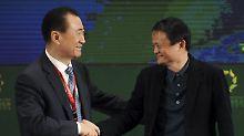 Einschlag im Depot: Reichster Chinese verliert Milliarden