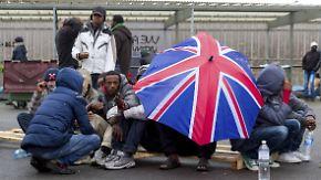 Radikale Abschreckung: Großbritannien geht hart gegen illegale Zuwanderung vor