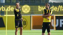 ++ Fußball, Transfers, Gerüchte ++: Bei Tuchels BVB wackeln fünf Profis