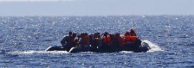 Frontex jagt Schlepper: 17-jähriger Migrant stirbt bei Schusswechsel