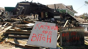 """Zehn Jahre nach Hurrikan """"Katrina"""": Wiederaufbau in New Orleans verläuft nicht gerecht"""