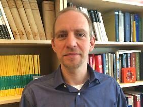 Florian Bieber ist Direktor des Centre for Southeast European Studies in Graz.