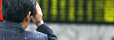 Behauptung aus China: Journalist gesteht Schuld an Börsen-Crash