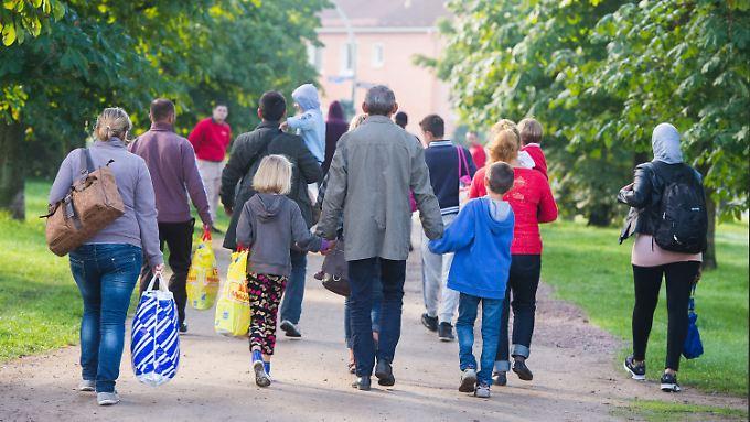 Die Verteilung der Flüchtlinge innerhalb der EU ist ein Streitpunkt, der womöglich diesen Herbst beigelegt werden wird.