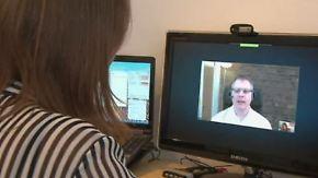 Webcam statt Wartezimmer: Krankenkasse testet Online-Sprechstunde