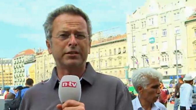 n-tv vor Ort in Budapest: Ungarn vermuten politischen Schachzug Orbans