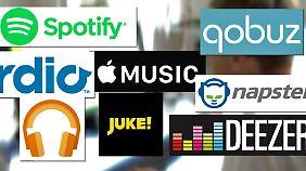n-tv Ratgeber: Musik-Streaming-Dienste unter der Lupe