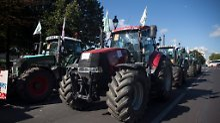 Reaktion auf Proteste: Paris verspricht Bauern Millionenhilfen