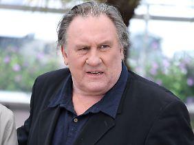 Gérard Depardieu teilt mal wieder gegen seine französische Heimat aus.