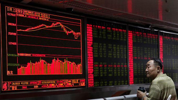 China entscheidet über Ach und Wehe: Auch die Fed-Zinsentscheidung hängt davon ab.