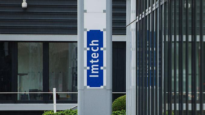 Die Zentrale von Imtech Deutschland. Die deutsche Tochter des niederländischen Gebäudetechnik-Anbieters und Ausrüsters des neuen Hauptstadtflughafens BER, Imtech, soll verkauft werden.