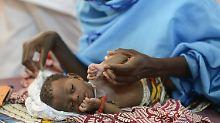 Unicef veröffentlicht Bericht: Kindersterblichkeit ist immer noch hoch