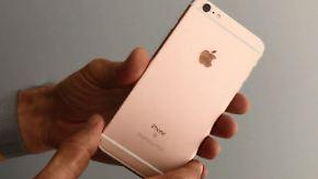 3D-Touch und verbesserte Kamera: Das iPhone 6s Plus