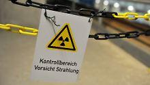 Ohne den Staat lassen sich die Atom-Altlasten womöglich kaum bewältigen.
