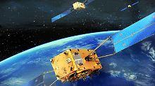 Für Unabhängigkeit von US-GPS: Satelliten für Europa-Navi Galileo unterwegs