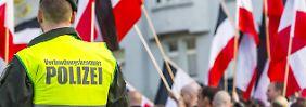 """Angst vor Gewalt in Hamburg: Gericht verbietet """"Tag der Patrioten"""""""