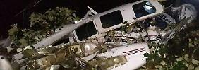 Flugzeugabsturz am Filmset: Crewmitglieder sterben bei Tom-Cruise-Film