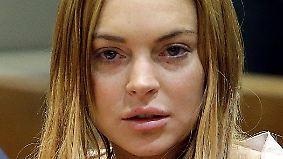 Promi-News des Tages: Lindsay Lohan verrät schockierende Details aus Ex-Beziehung