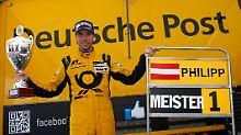 Triumph in Oschersleben: Eng krönt sich mit Doppelsieg zum Champion