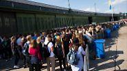 Lange Schlangen, lange Gesichter und Happy End: So war Lollapalooza in Berlin