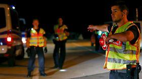 Signal an EU-Länder: Deutschland führt vorübergehend Grenzkontrollen ein