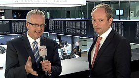 """Frank Meyer spricht mit Stefan Riße: """"Diese Zinserhöhung ist nur symbolisch"""""""