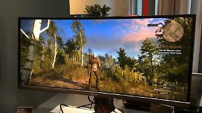 Die IFA-Highlights 2015: Asus' neuerster Gaming-Monitor
