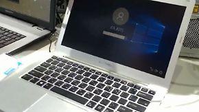 Die IFA-Highlights 2015: Medions neuer Akoya-Laptop mit Aluminiumgehäuse