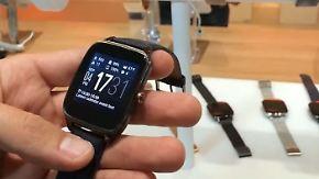 Die IFA-Highlights 2015: Asus Zenwatch 2