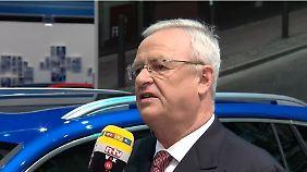 """VW-Chef Winterkorn auf der IAA: """"Ich hoffe, dass Russland wieder Teil Europas wird"""""""