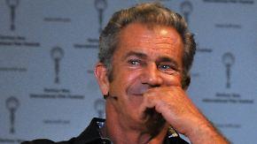 Promi-News des Tages: Mel Gibson wird offenbar zum neunten Mal Vater