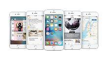 Jetzt Updates für iPhone und iPad: So kommt iOS 9 aufs Gerät