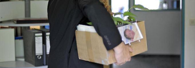 Die Sachen packen und in eine andere Filiale umziehen? Nicht immer kann der Arbeitgeber das einfach so anordnen.