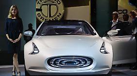 Die Zukunft des Autos: IAA präsentiert Revolutionen und Visionen