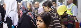 Städte in Flüchtlingskrise am Ende: NRW-Bürgermeister rufen Merkel um Hilfe