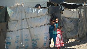 Katastrophale Situation in Lagern: Minister Müller plädiert für UNO-Flüchtlingsfonds