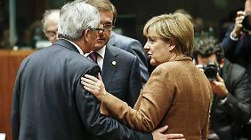 Mehr Geld und ein wenig Streit: EU rauft sich in der Flüchtlingsfrage zusammen