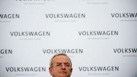 Manager haften mit Privatvermögen: Abgas-Affäre könnte für Winterkorn ins Geld gehen